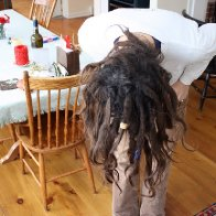 Dreads at 1.5 years old!