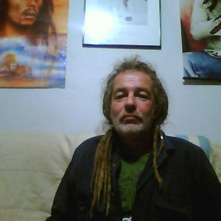 Me as I am this fine day April 2011 Peace and Love to all the Good People