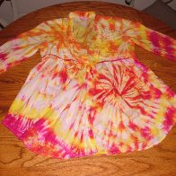Warm Double Spiral Smock