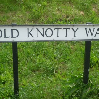This is in England, but I want to put this sign in my front yard! :)