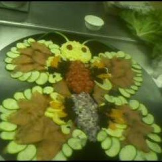 Butterfly Antipasto