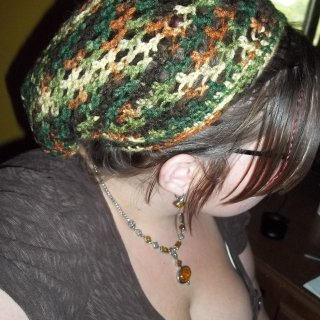 New Dread Tam from SHOPVAGABOND on ETSY!!! only $15.00!!! Adujstable!!! VERY WELL MADE!!!!! LOVE IT!!!