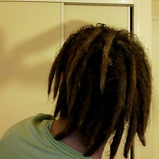 11 months down they are thick and getting longer now