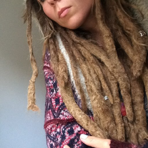 For the love of dreadlocks