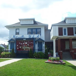 Went to Motown's Hitsville USA Detroit Mi. it was a nice day for a visit to the DIA and Motown, then lunch in Mex town. Aug 10 2011 peace out