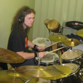 I play drums in a band called 'Brage'. If you want, feel free to check it out on facebook. http://www.facebook.com/BrageMusic