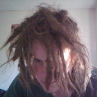 Messy Dreads 10 months
