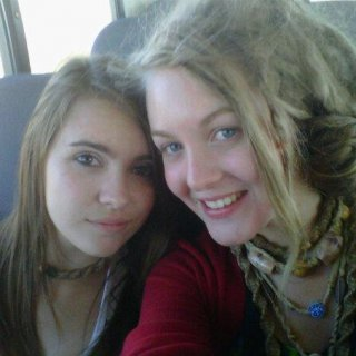 Yes, i am on a school bus, and she is my best friend. Love her to pieces! Plus, this is around 4 1/2 months of dreadiness :)