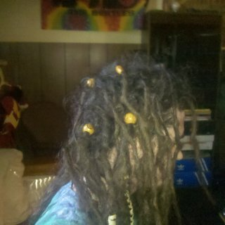 10 month dreads