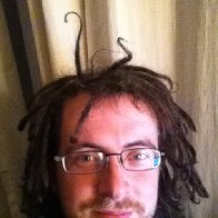 My dreads at 11 weeks