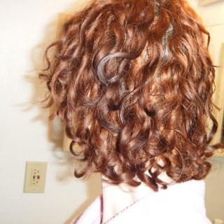 I like my hair better NOW when I first wake up than I did before, using all the nasty butters and oils!