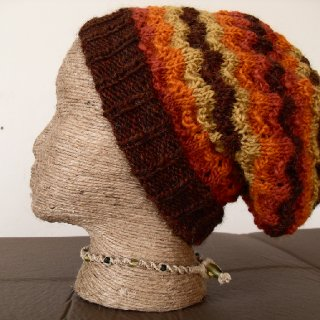 One of my favs...   http://www.etsy.com/listing/87560515/beanie-slouchy-hat-warm-wool-winter-wear