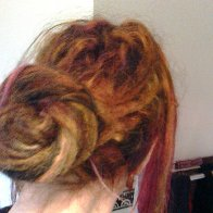 Ginger dreadies