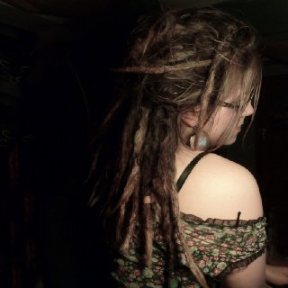 2 year old natural dreads