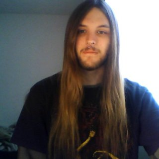 Felt like dreadlocks werent for me anymore and also maybe I wasnt takeing care of them a good way...anyway im back to my old way as you can see. It feels SOOOOO fucking weird lol