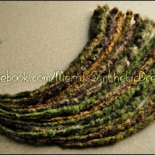 mossy forest dreads ii by masquerade infernale d4m3qc6