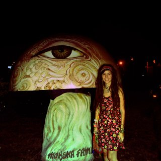 myself and the moksha mushroom