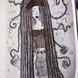 finished dreaded gypsy