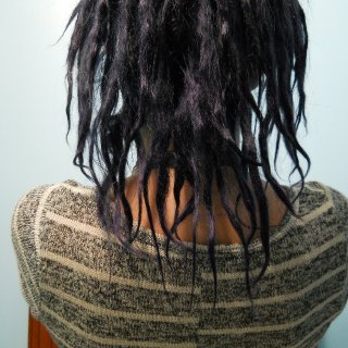my dread babies are 4 months old