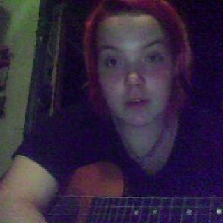 I was playing with the webcam, and the ukulele.