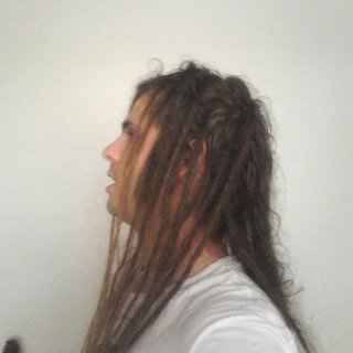 I finally washed my dreads for the fist time. I didn't feel like the hair needed to be washed. It had no residue and wasn't greasy. But I just used water and baking soda. It feels nice. I didnt like the feeling of wet dreads though. Oh well, it done. My scalp is a mess, ie frizzy and all over the place. I kinda like the chaos.