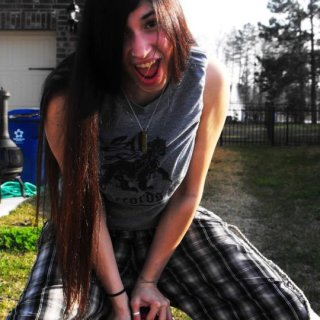 I figured I'd show you guys how long my hair was before I started my journey. Amazing, eh?