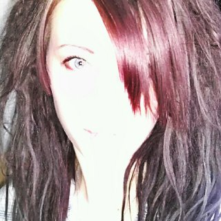 Just messing around with photo editing apps. This was taken when my dreads were two months.