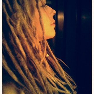 your dreads are your natural timeline.