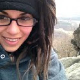 This is one top of a small mountain me and my friends hiked :)