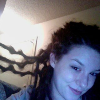 wiggly little dreads!