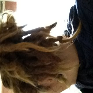 dreads at 17 months