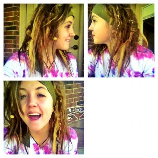 happy dreads