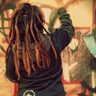 old set of dreads