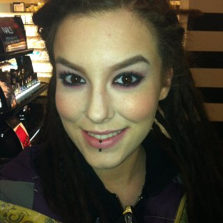 yes i do makeup professionally :) its the best job ever!