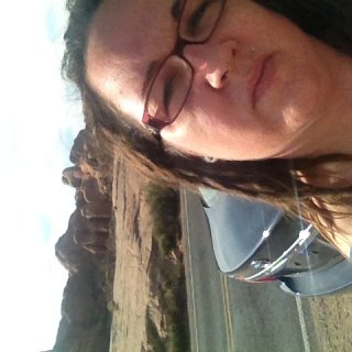 At Arches National Park, 08/2013