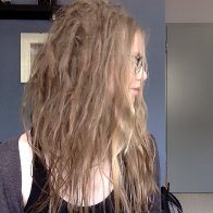1 1/2 months of dreads