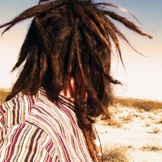 getting some sun and wind in my dreads
