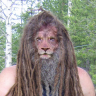 This is a photo of me on Mt. Nebo at sunrise bluff in Yell county Arkansas. 2 Years natural dreads... no more extensions... natural products only.