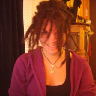 Two weeks today (12Februari2010) and everyday I love my dreads a little more