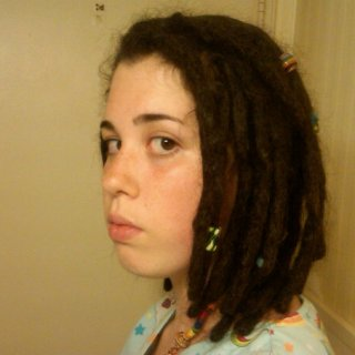 Combined my dreads -- now I have 38 down from 51 and I LOVE it!!!