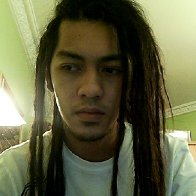 A few weeks after i finished my dreads