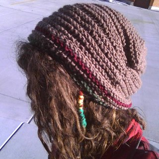 my mama made me a hat
