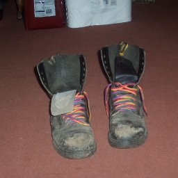 My olde boots