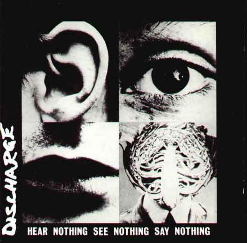 Hear Nothing See Nothing Say Noth