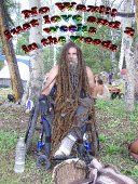 My dreadlocks 25 years growing natural dreads