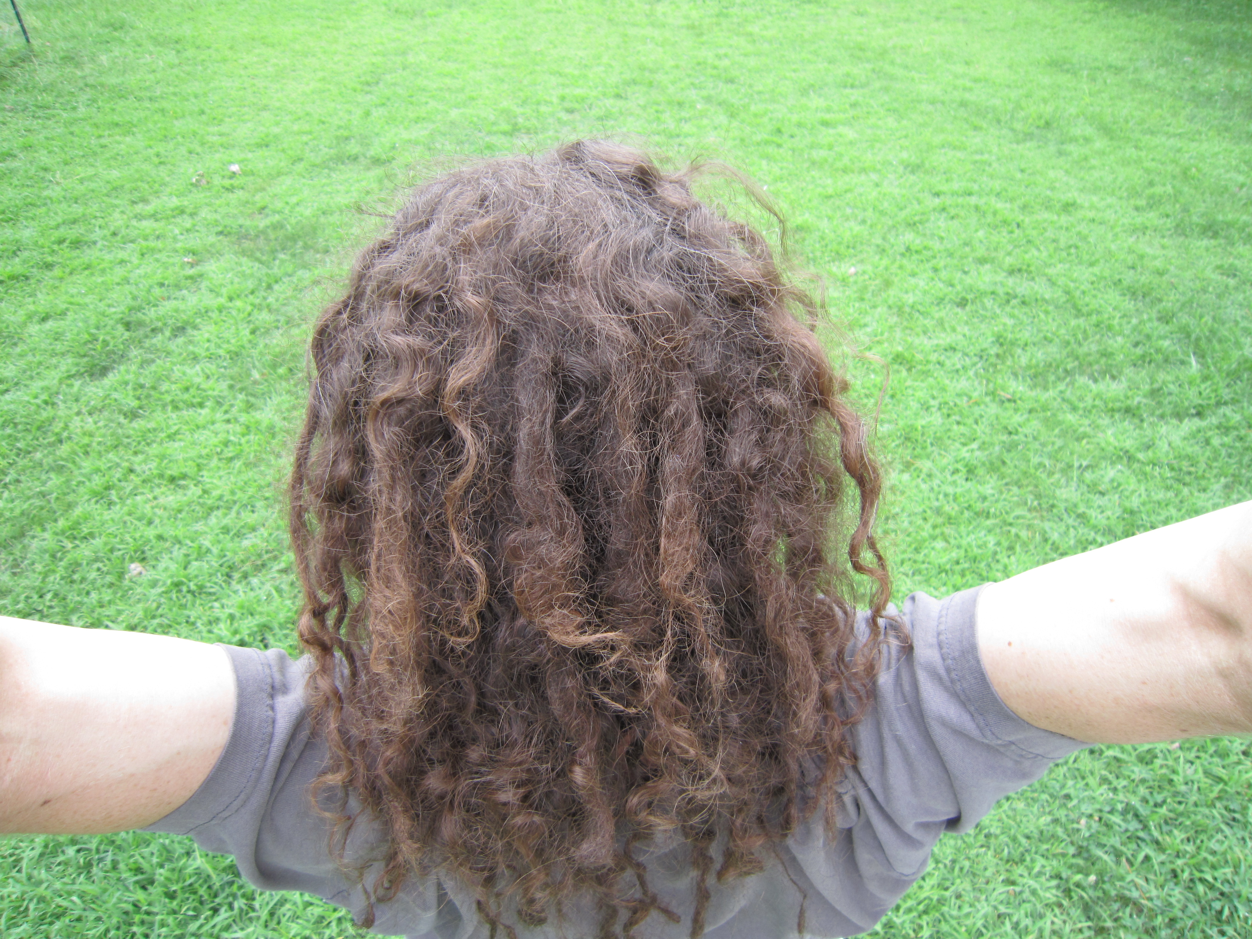 The Beauty Of The Early Messy Stage Of Natural Neglect Dreadlocks