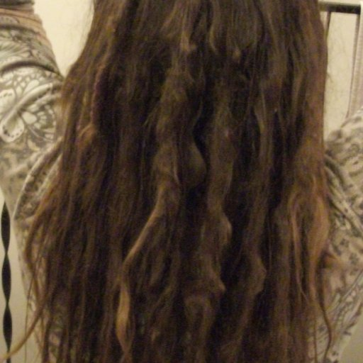 Dreads back again