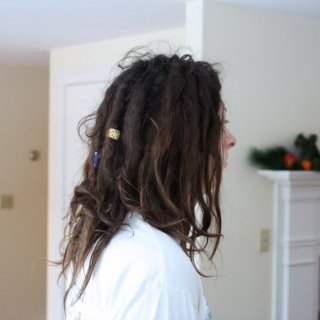dreads at 1.5 years old