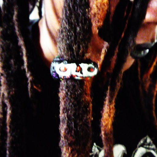 Monster Face Dread Bead