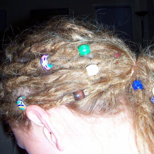 first set- t&r dreads